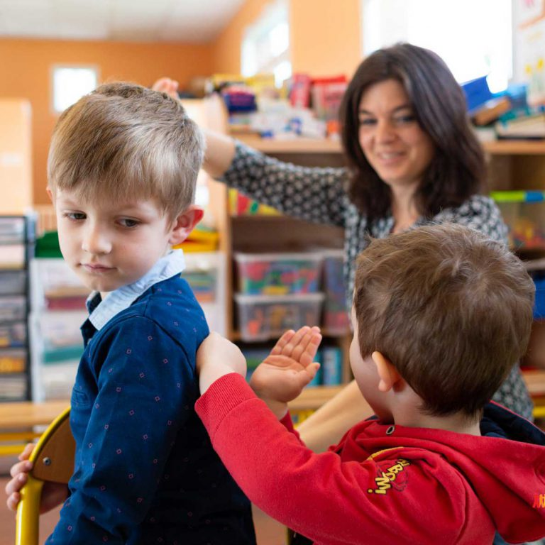 Ateliers mieux être ensemble à l'école Florence Zablith à Fécamp